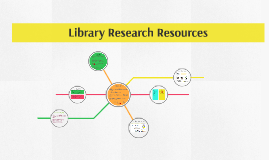 Library Research Resources (BIO)