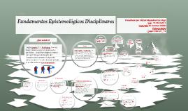 Fase 2: Reconocer los Fundamentos Epistemológicos Disciplina
