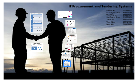 Copy of IT Procurement and Tendering Systems