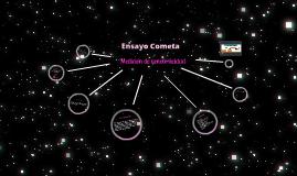 Ensayo cometa