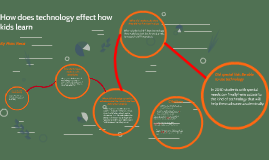 What does technolgy do to the brain