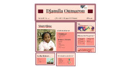 Djamila Oumarou NHS