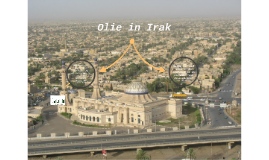 Olie in Irak