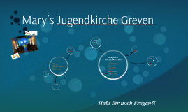 Mary´s Jugendkirche Greven