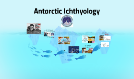 Antarctic Ichthyology
