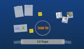 E.O.Y Project