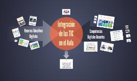 Integración de las TIC y