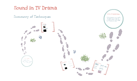 Sound in TV Drama