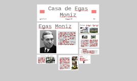 Casa de Egas Moniz