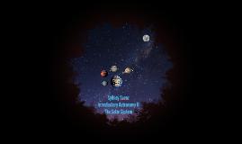Astronomy II Binder