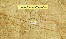 Soviet War in Afganistan