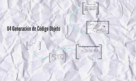 Copy of Generación de Codigo Objeto