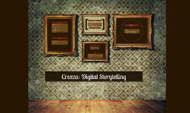 Creaza: Digital Storytelling