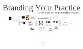 Branding Your Practice