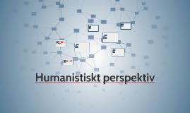 Humanistiskt perspektiv