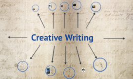 Creative Writing 1st Day Information