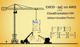CI/CD with IaaC on AWS using CloudFormation+Ansible+Jenkins+Git