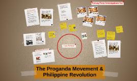 Copy of Copy of The Proganda Movement & Philippine Revolution