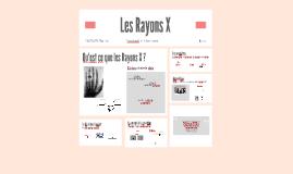 Les Rayons X - P2i 283