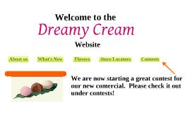 Dreamy Cream