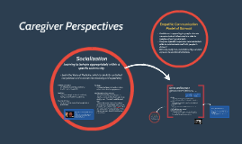 Caregiver Perspectives