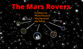 Copy of The Mars Rovers