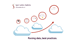 Parsing data, best practices