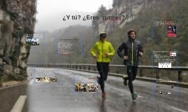 ¿Qué es para ti ser runner?