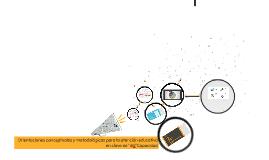 Orientaciones conceptuales y metodológicas para la atención