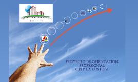 Copy of ORIENTACIÓN PROFESIONAL BERNAT