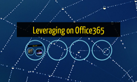 Leveraging on Office365