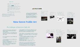 New Genre Public Art