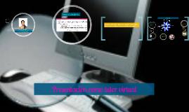 Copy of Presentación como tutor virtual