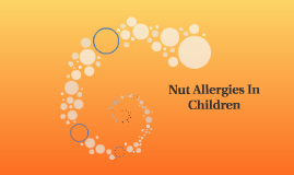 Nut Allergies In Children