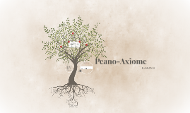 Peano-Axiome