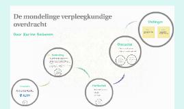 plan van aanpak verpleegkunde Plan van Aanpak by Karine Boshoven on Prezi plan van aanpak verpleegkunde