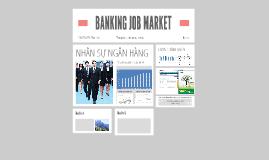 BANKING JOB MARKET