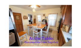 At the Table: