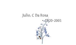"""Julio. C. Da Rosa  El narrador niño en  """"Buscabichos"""""""