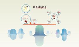 Copy of Copy of el bullying