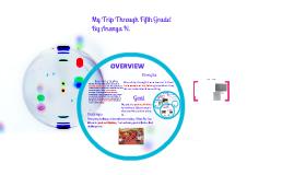 My Trip Through 5th Grade-NYA