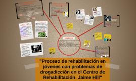 proceso de rehabilitación en jóvenes
