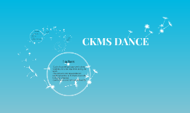 CKMS DANCE
