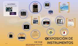 Copy of EXPOSICIÓN INSTRUMENTOS