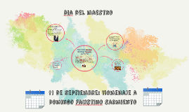 Maestro de America: Domingo Faustino Sarmiento