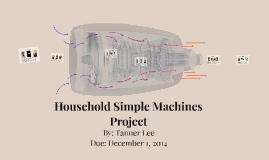 Household Simple Machine