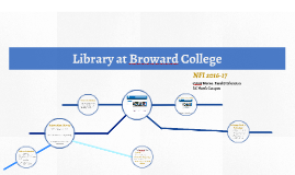 Library at Broward College