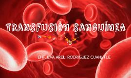 Copy of transfusion sanguinea