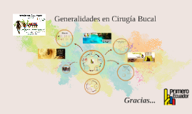 Copy of Generalidades en cirugía bucal