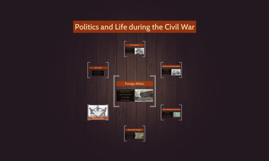 Politics and Life during the Civil War
